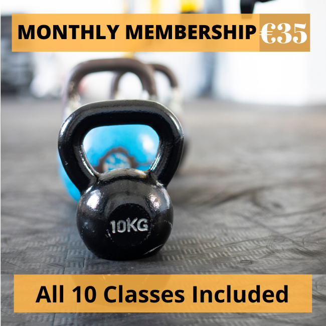 Excellence-Gym-Monthly-Membership-€35-Includes-All-10-Classes